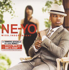 CD CARTONNE CARDSLEEVE 2T NE-YO MISS INDEPENDENT MAIN FRENCH STICK NEUF SCELLE
