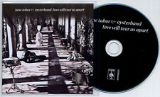 JUNE TABOR & OYSTERBAND Love Will Tear Us Apart UK promo test CD Joy Division