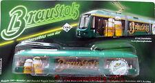 Minitruck Biertruck Brauereitruck - Braustolz Variobahn Straßenbahn Modell