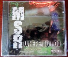 Rare MSR Where Do I Go 2001 Hip Hop Southern Rap OOP CD NR PA NIP NEW OG Gansta