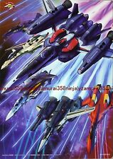 Macross F Frontier Pencil Board Shitajiki promo anime The 25th anniversary