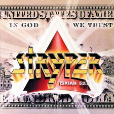 Stryper In God We Trust Reissue New CD