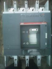 S7N 3P+ N 1600 Circuit-Breaker- interruttore  1600 AMPERE  ABB-SACE-Isomax PR211