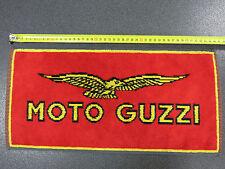 Svuota tasche Moto Guzzi tappetino Bar in morbido tessuto