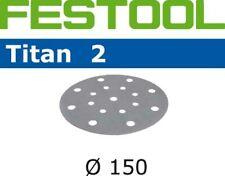 Festool Disques Abrasifs Stf D150/16 P400 TITAN2 Paquet A 100 496641