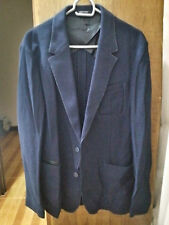 Viktor & Rolf Men's Blazer - EU50 - Navy Blue