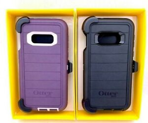 NEW Otterbox Defender PRO Case & Belt Clip Holster for Samsung Galaxy S10e