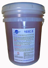 5 gal EZ-Kool 103 Synthetic Machining Coolant. Factory Direct Savings! New !