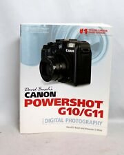 Canon Powershot G10/G11 Guide to Digital Photography by David D Busch