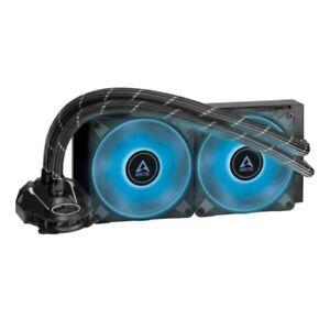 Arctic Liquid Freezer II 240 RGB All-in-One Liquid CPU Cooler - Intel & AMD AM4