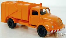 WIKING NEW HO 1/87 scale 50's-60's era Magrius S 3500 two axle garbage truck