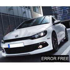 * VW SCIROCCO Xenon Bianco LED Luce Laterale & Targa Lampadine Senza Errori