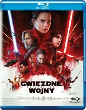 Gwiezdne Wojny: Ostatni Jedi - Blu-ray POLISH RELEASE SEALED POLSKI