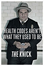 The Knick Speight Tv Show Poster 17x11