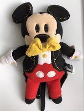 Disney Pook a Looz Mickey Mouse Plush Doll 40th Anniversary Magic Kingdom