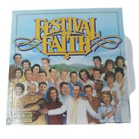 Festival of Faith LP Vinyl Box Set Readers Digest 7 Record Set