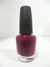 Gel Polish Opi GelColor Soak Off Nail Colours 15ml 0.5oz Malaga Wine