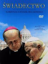 Swiadectwo (DVD) Pawel Pitera (Shipping Wordwide) Polish film
