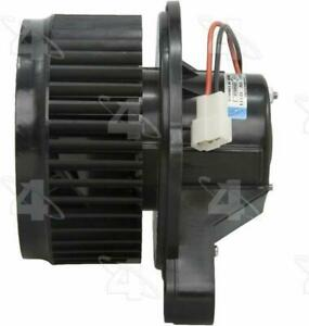 New Four Seasons HVAC Blower Motor Heater A/C Air Condition, 75867
