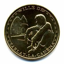24 SARLAT-LA-CANEDA Lanterne des Morts, Fautée CADENA, 2021, Monnaie de Paris
