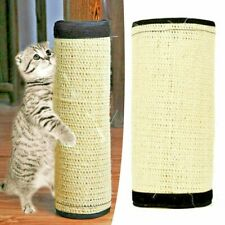 Scratching Pad Cat Sisal Kitten Scratcher Claws Sharpen Protection Furniture Scr
