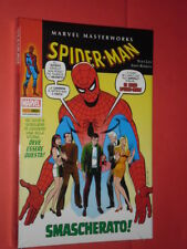 MARVEL MASTERWORKS - SPIDER MAN- N° 9 - DI:STAN LEE- CARTONATO- PANINI COMICS