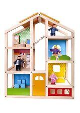 Doll House arredata con accessori * Premium Qualità * TKB867-S3