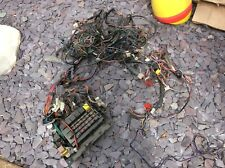 Fiat X19 X1/9 partial wiring loom