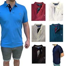 GANT Polo Shirt Polohemd SLIM FIT Gr. S M L XL XXL  7 Farben NEU B-Ware