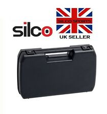 HARD PLASTIC PISTOL GUN CASE Carry Box Holder Airsoft Airgun black - 2012