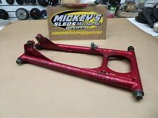 OEM YAMAHA LIMITED RX1 RX WARRIOR RED FRONT LOWER A ARM SUSPENSION LEFT