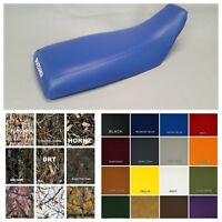 Suzuki QuadRunner LTF160 Seat Cover LT160 in ROYAL BLUE or 25 COLORS    (ST)