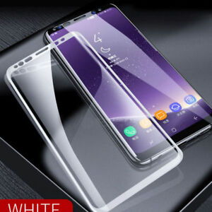 6D Temper Galss Film For Samsung Galaxy S8 S9 Plus/S7Edge/Note8 Screen Protector