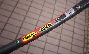 "MAVIC Open Pro Maxtal Clincher Rim  / 28"" 700 / 36H / Felge Drahtreifen SINGLE"