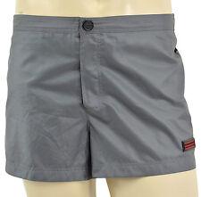 82469d226e77d Burberry London Gray Black Swim Shorts Trunks L Collection