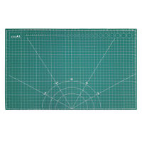 A1 Cutting Mat Self Healing Slip-Resistant Arts & Crafts Grid Design - 900x600mm