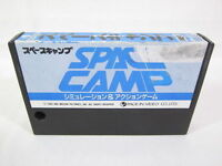 MSX SAPCE CAMP Cartridge only Import Japan Video Game msx