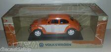1:18 Scale Greenlight Collectibles 1967 Volkswagen Beetle Custom - Orange