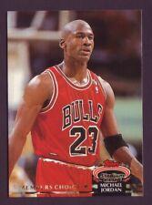 Michael Jordan 1992-93 Stadium Club #210