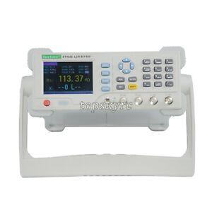 ET4502 Desktop LCR Tester LCR Meter Capacitance Inductance Meter 10Hz-20KHz tps