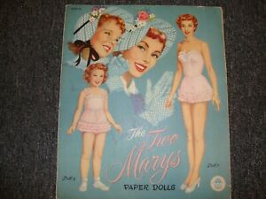 The Two Marys , 1950