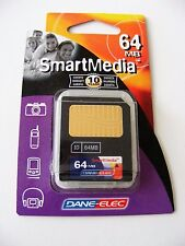 64MB Smartmedia Card ( 64 MB SM Card ) ,, DANE-ELEC ,, Neu