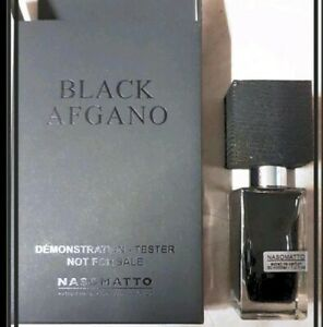 Black Afgano Parfum Profumo Nicchia Vip