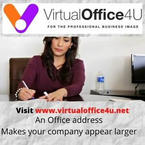 Low Cost Virtual Offices in East London from £25.00 per Month plus VAT