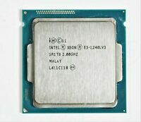 Intel Xeon E3-1240L V3 2GHz 4-Core 8M Cach 25W LGA 1150 Server CPU Processor