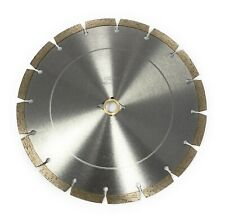 10-Inch Dry or Wet  Segmented Saw Blade with 5/8-Inch Arbor for Concrete /Brick
