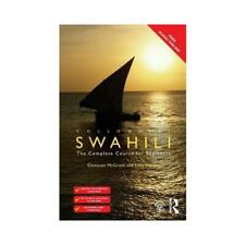 Colloquial Swahili by Lutz Marten (author), Donovan McGrath (author)