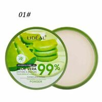15g Aloe Whitening Concealer Mineral Foundation Make-up-Face-Powder Gift Q3P1