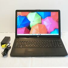 HP 15-DB0011DX Laptop AMD A6-9225 2.6GHz 4GB 1TB WIN 10 Home with AC Adapter