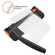 "Agptek 12"" A4 Paper Trimmer Cutter Scrap Booking Tool Safeguard Guillotine Page"